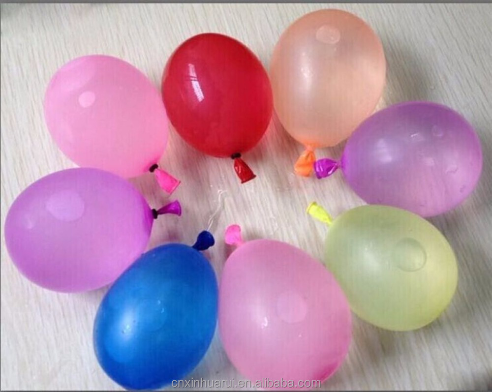 Material security men and women sex toy water balloons small size
