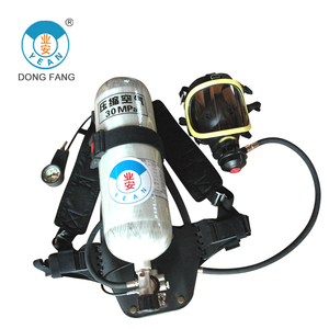 Best quality good price air respirator/positive pressure apparatus respirator with positive long tube
