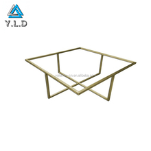 China OEM ODM Custom Brass Products, Brass Tube Weldment, Brass Table Frames
