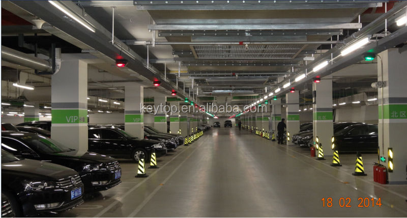 IP Camera Based Parking Guidance System