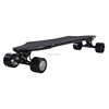 High quality wireless remote control longboard dual motor drive off road electric skateboard Fiberglass 10-ply deck