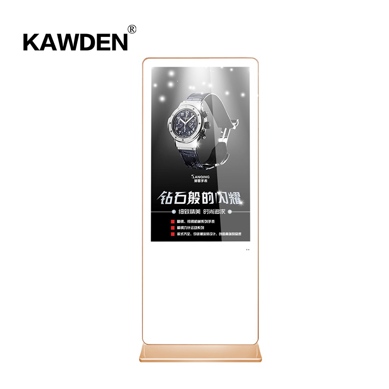I3 dual core indoor advertising lcd touch screen video advertising full player