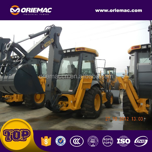 Changlin Electric WZ30-25 Backhoe Loader for sale