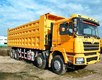 Tipper Truck Shacman 8x4 40t dump truck for sale