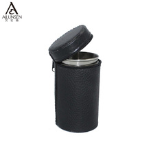 2018 Trending Product Custom Leather Cup Holder For Hotel Restaurant And Bar