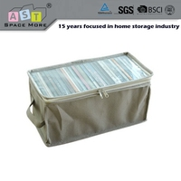 China supplier new coming fabric dvd storage bag