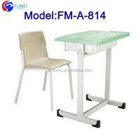 School furniture plastic childrens table and chairs