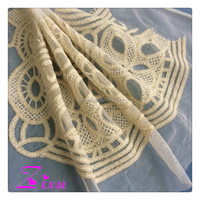 Lace Product Type and french net lace fabric french lace fabric 100% nylon material