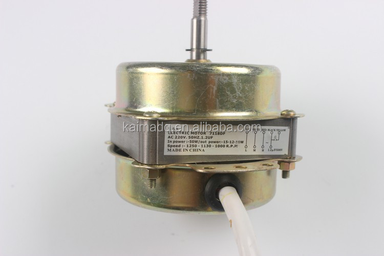 Trending hot products 0.37kw exhaust fan motor from alibaba china