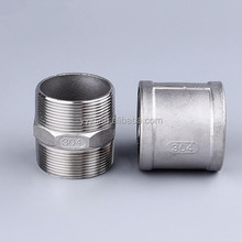 Hex Nipple Double Screwed Pipe Fitting