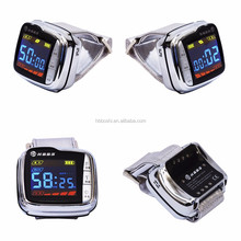 2017 Dropshipping 650nm soft laser healthy control blood pressure smart watch