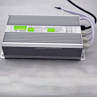 200W 24V constant voltage Waterproof LED transformer