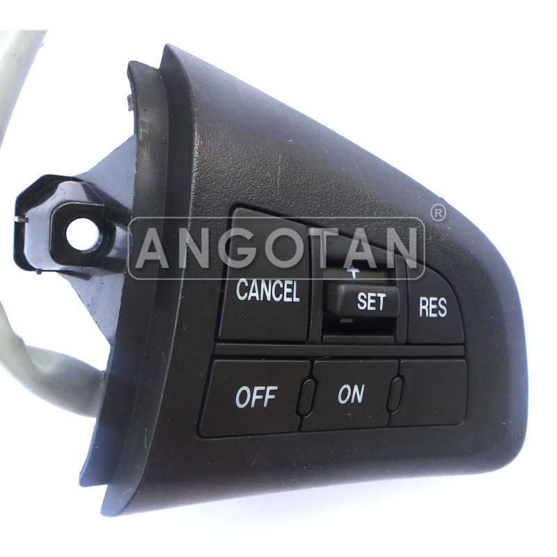 Mazda Steering Wheel Switch Audio Bluetooth Control