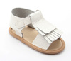 Hot selling baby leather shoes sandals leather shoes sandals baby