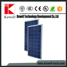 Poly Crystalline Photovoltaic Module / solar panel/6x12 3BB