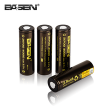 Basen 21700 4000mah 30A lithium ion battery 3.7v for electric bike vehicle electric toolings electronic cigarettes