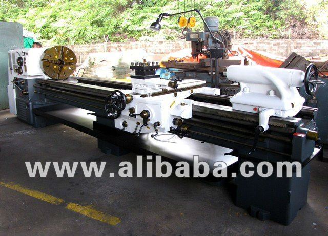 Niles 11' Straight Bed Centre Lathe