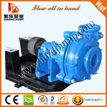 world famous interchangeable slurry pump for mining dewatering