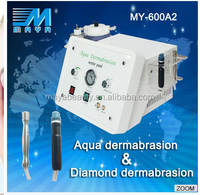 MY-600A2 diamond tip microdermabrasion machine / hydra small water peel (CE approval)
