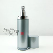 plastic hair product containers