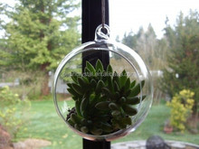 Wedding Decoration Hanging Glass Globes MH-GL011