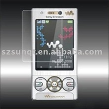 Clear Screen protector for SONY Ericsson W715