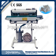 Sealing machine is a kind of applicable to small businesses and families using a thermal sealing equipment
