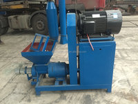 Barbecue charcoal Briquetting machine / High output Barbecue Briquette machine