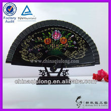 bamboo Fan (Handcrafted hand fan flamenco style)