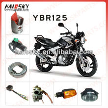 YBR125 motorcycle body parts for yamaha