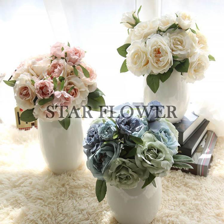 Купить искусственные домашние цветы