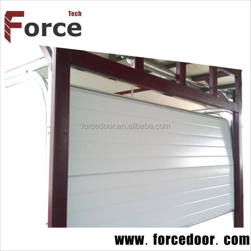 Sectional Door Panel Edge Types : European type sectional garage door made in china buy