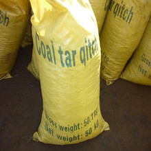 High grade coal pitch with cheap and fine