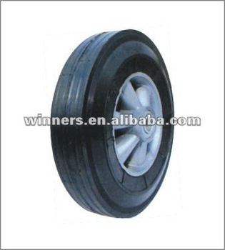 small Rubber Wheel/small wheel for carts/