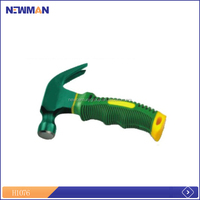 high resilience mini 8oz 6in1 security hammer w/ light