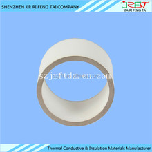 High Thermal Conductivity Metallized Ceramics Tube / Pipe High Alumina Insulator