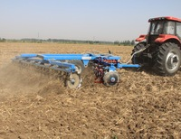 farm equipment disc harrow with 28'' disc blade