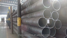 astm a333 gr. 6 smls steel pipe SCH40/Sch80 black SMLS STEEL TUBE for oil and gas pipeline