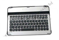 Wireless Bluetooth Aluminum Keyboard case for Samsung Galaxy Tab 10.1 P7500