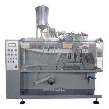 XFS-110Y Automatic Liquid/Cream Horizontal Packing Machine