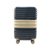 Branded Large Capacity Rolling Wheeled Luggage Travel Bags