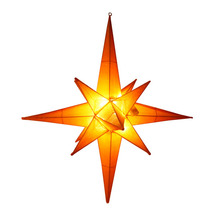 Hanging Lighted Christmas Star for Indoor Decoration