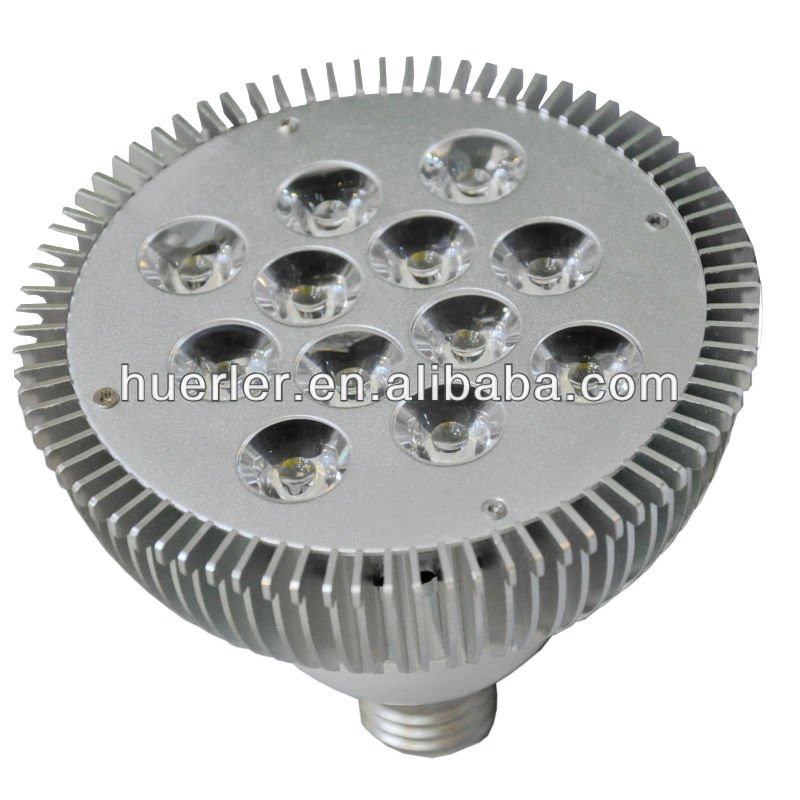 E27 led par38 15w led spot light 100-277 V AC