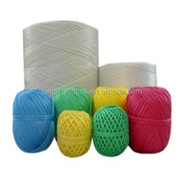 Agricultural PP baler string twine/packaging twine rope