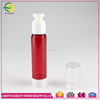 China factory wholesale plastic airless bottle for disinfectant