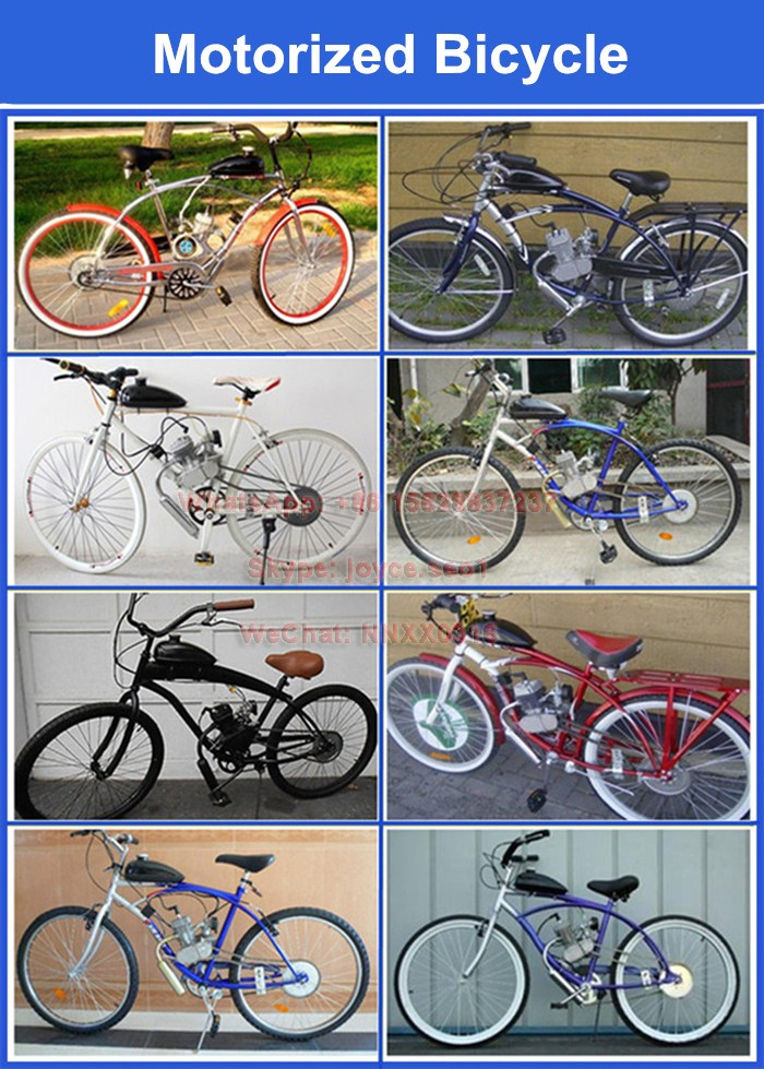 24'' 26'' 28'' inch 48cc 49cc 50cc 60cc 66cc 80cc 80 cc bicycle engine kit