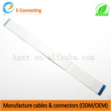 0.3mm ffc cable 1.25mm pitch ffc cable assembly 1.25mm pitch ffc cable