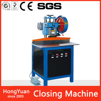 easy to operate heavy duty binding machinery paper binding machine