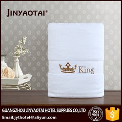 Guangzhou hotel 100% organic cotton soft hotel hotel towel supply, Towel