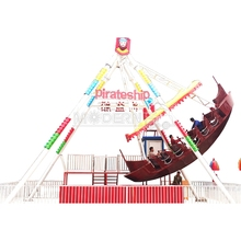 China kids cheap amusement theme parks pirate ship ride for sale to singapore